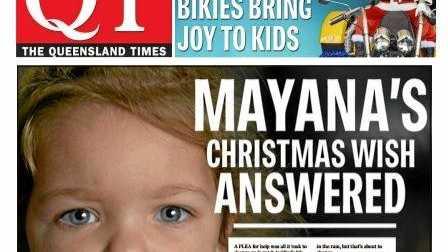QT stories on Mayana