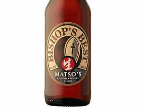 Bishop's Best a drinkable dark lager