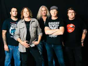 The Screaming Jets are making their way to Gladstone in 2017.