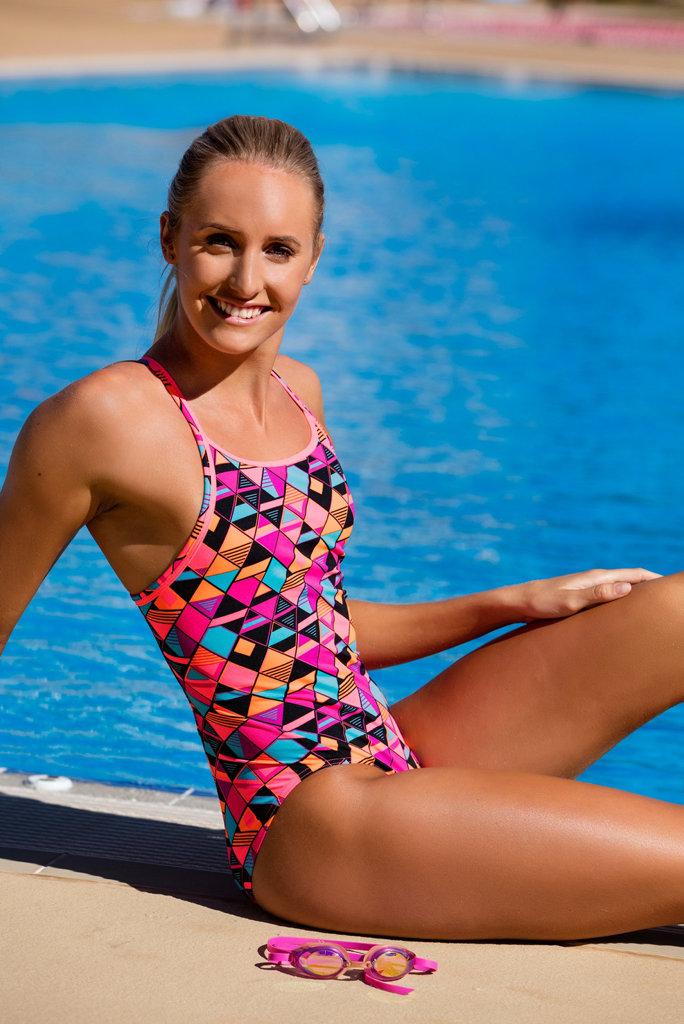 OLYMPIAN: Taylor McKeown nabbed a medal at the Rio Olympics.