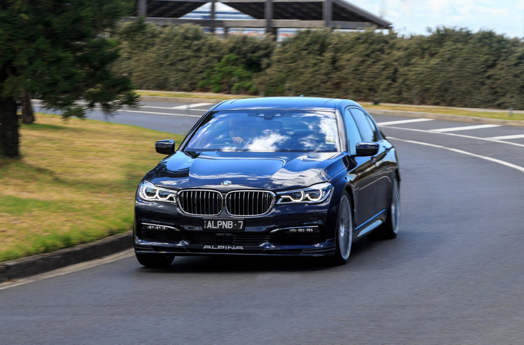 2017 BMW Alpina B7 Bi-Turbo Sedan