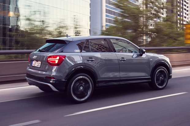 Pint Sized Premium Audi Q2 Road Test And Review