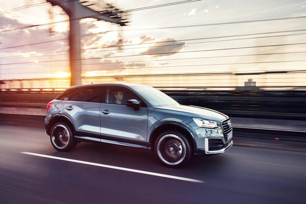 2017 Audi Q2 1.4 TFSI Design