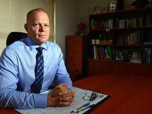 School principal Greg Mattiske talks about cyber safety