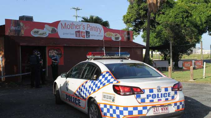 Mackay Police are investigating an early morning armed robbery Mother's Pantry, Connors Road, Paget.