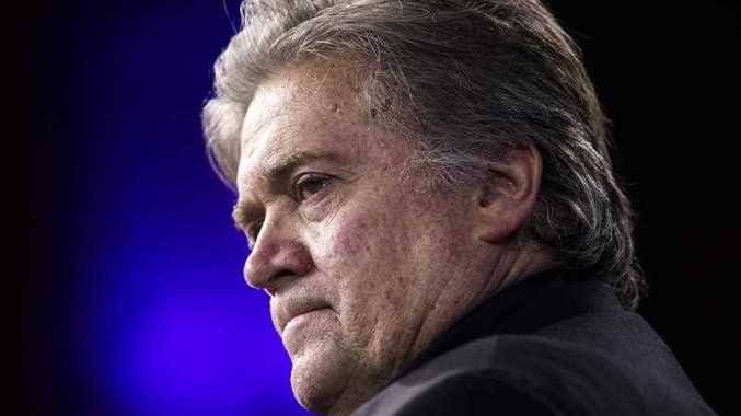 White House Chief Strategist Steve Bannon speaks at the 44th Annual Conservative Political Action Conference (CPAC) at the Gaylord National Resort & Convention Center in National Harbor, Maryland, USA, 23 February 2017. US President Trump is expected to address the conference on 24 February.