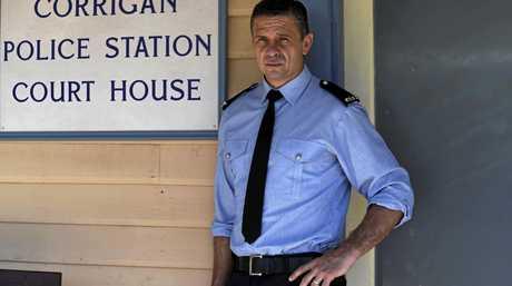 Nable plays Sarge in the film Jasper Jones.