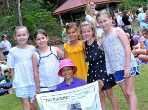 Fairholme College picnic