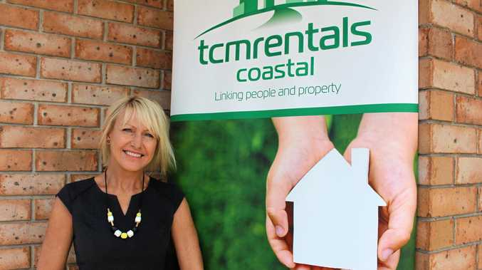 QUALITY SERVICE: TCM Rentals Coastal property consultant Wendy Hotchkiss  wants to provide quality service to Tweed landlords.