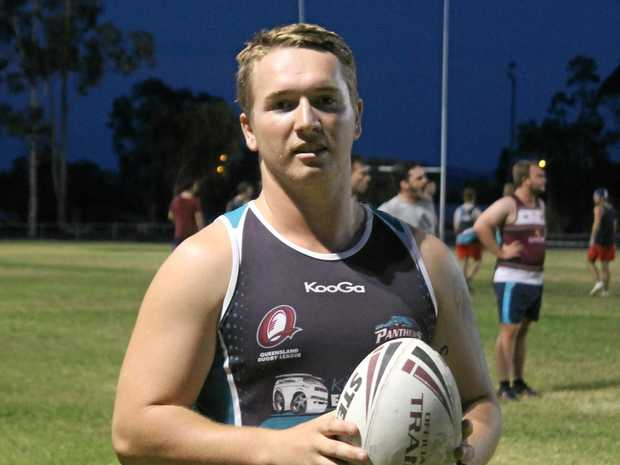 NEW ROLE: Panthers captain Karl Stevens is chasing success in Rockhampton after Biloela took out their home 9-a-side competition earlier this month.