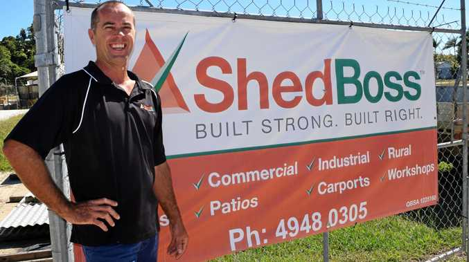 ShedBoss Mackay and Whitsundays' has gone into administration.