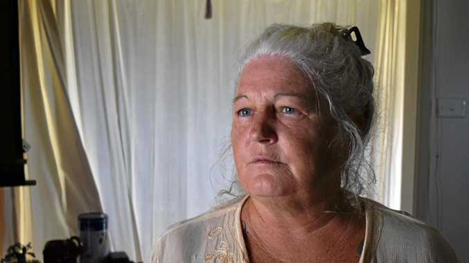SURVIVOR: Debbie McDonald was sexually abused by her stepfather almost 50 years ago.