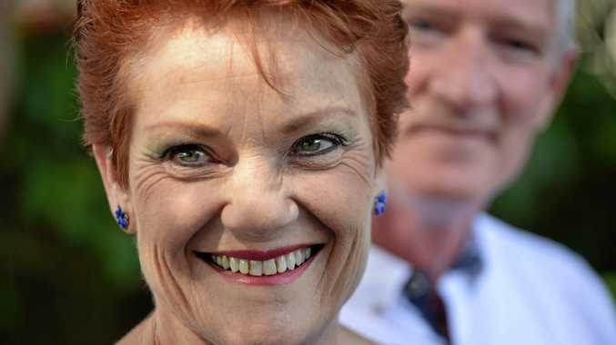 MADDEN MAULER: Pauline Hanson's One Nation Party will be gunning to win Ipswich West on the back of blue collar votes.