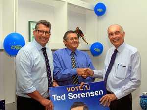 Sorensen confirms intention to re-contest Hervey Bay