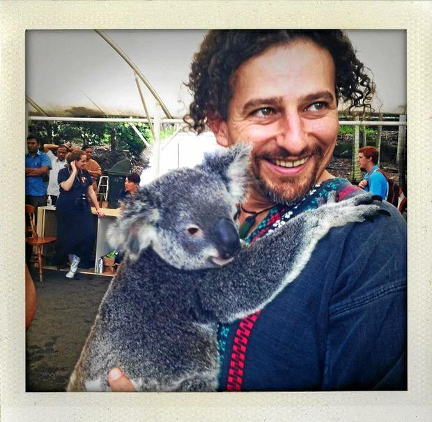 Controversial American speaker on health, nutrition and food, David 'Avocado' Wolfe, is coming back to Byron Bay.