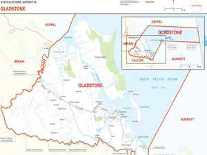 'Cut in half': Local pollie to lose crucial Gladstone town