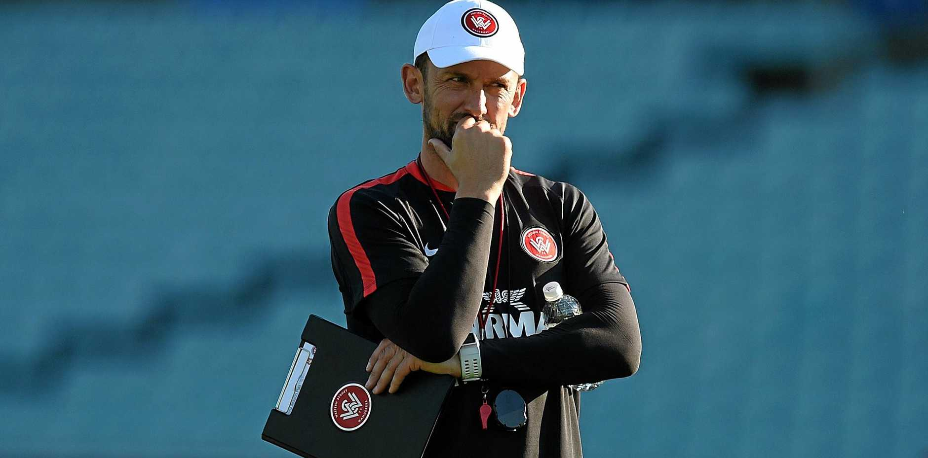 Western Sydney Wanderers coach Tony Popovic has applauded moves to stamp out anti-social behaviour at A-League games.