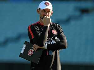 Wanderers coach praises ban on fans