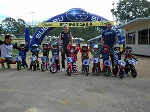Hinterland BMX is two-wheeling fun