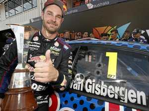 Van Gisbergen no fan of 'redress' being binned