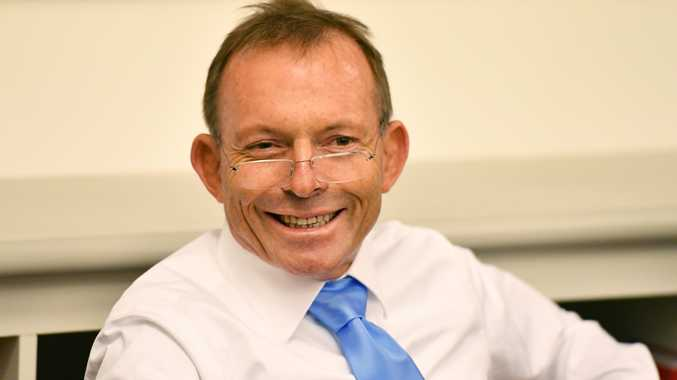 Tony Abbott... has had plenty to say about Malcolm Turnbull.