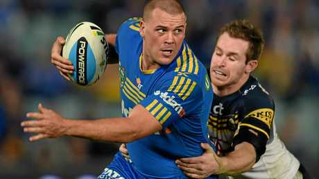 LEAVING THE NRL: Danny Wicks is returning home to the Clarence Valley after closing the book on a storied NRL career.
