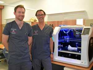 Mackay Hospital first in regional QLD to get 3D printer