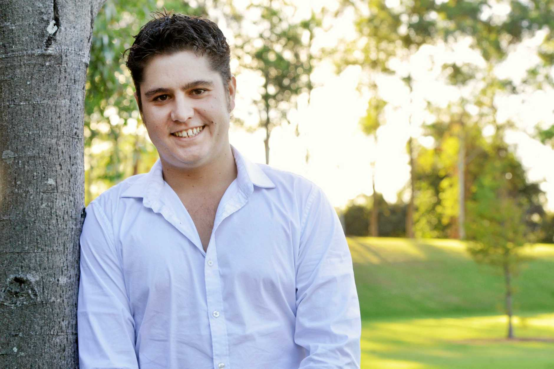 CONTENDER: One Nation candidate for Ipswich West Brad Trussell is tipped by former LNP MP Sean Choat to prevail in Ipswich West.