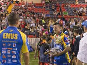 All Stars and Emus clash in inaugural TRL spectacle