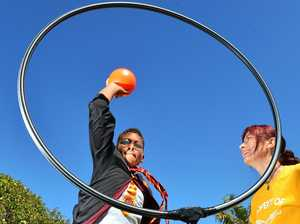 Could Mackay join in on the Quidditch movement?