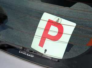 Parents urged to stay in car with P-platers