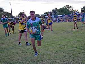 Thrilling draw at Sam Faust memorial game
