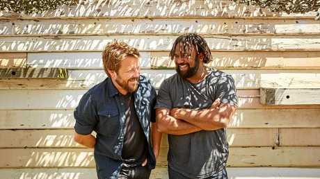 After spending the week touring Queensland, performing to sell-out crowds and meeting fans at instore appearances, Busby Marou are thrilled to claim their first ever ARIA #1.