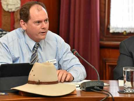 Fraser Coast Regional Council - Cr. James Hansen. Photo: Alistair Brightman / Fraser Coast Chronicle