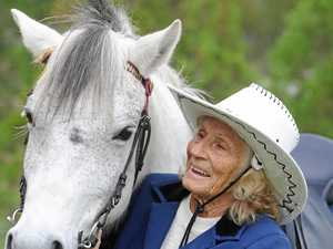 Burrum horsewoman Edna Cairns to be saluted
