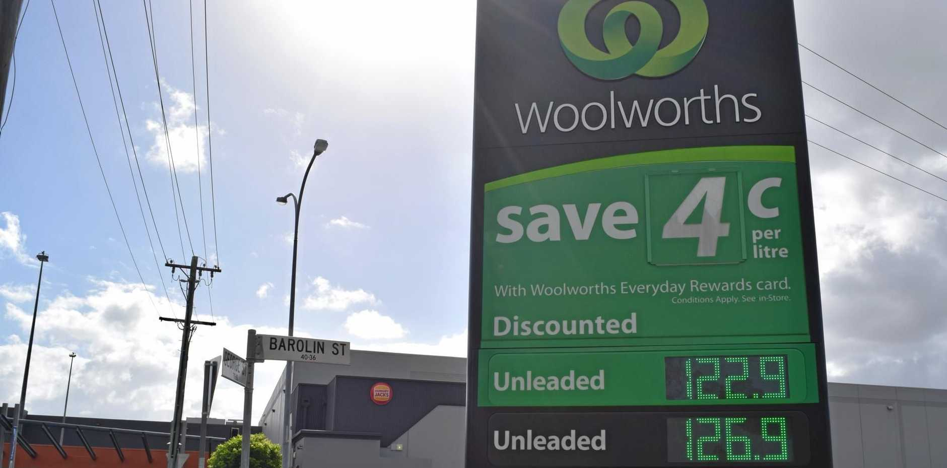 Service stations will be banned to discounts that require vouchers or in-store purchases.