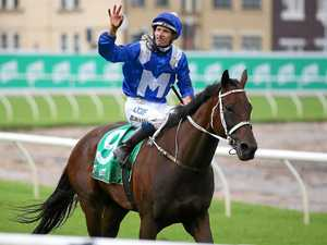 Racing star Winx continues unbeaten run