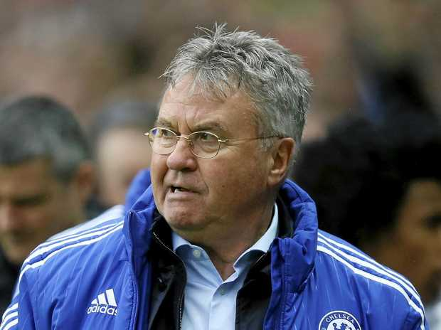 Guus Hiddink could be the next boss at Leicester.