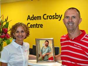 Adem's passion to 'live on' in new hospital's cancer centre