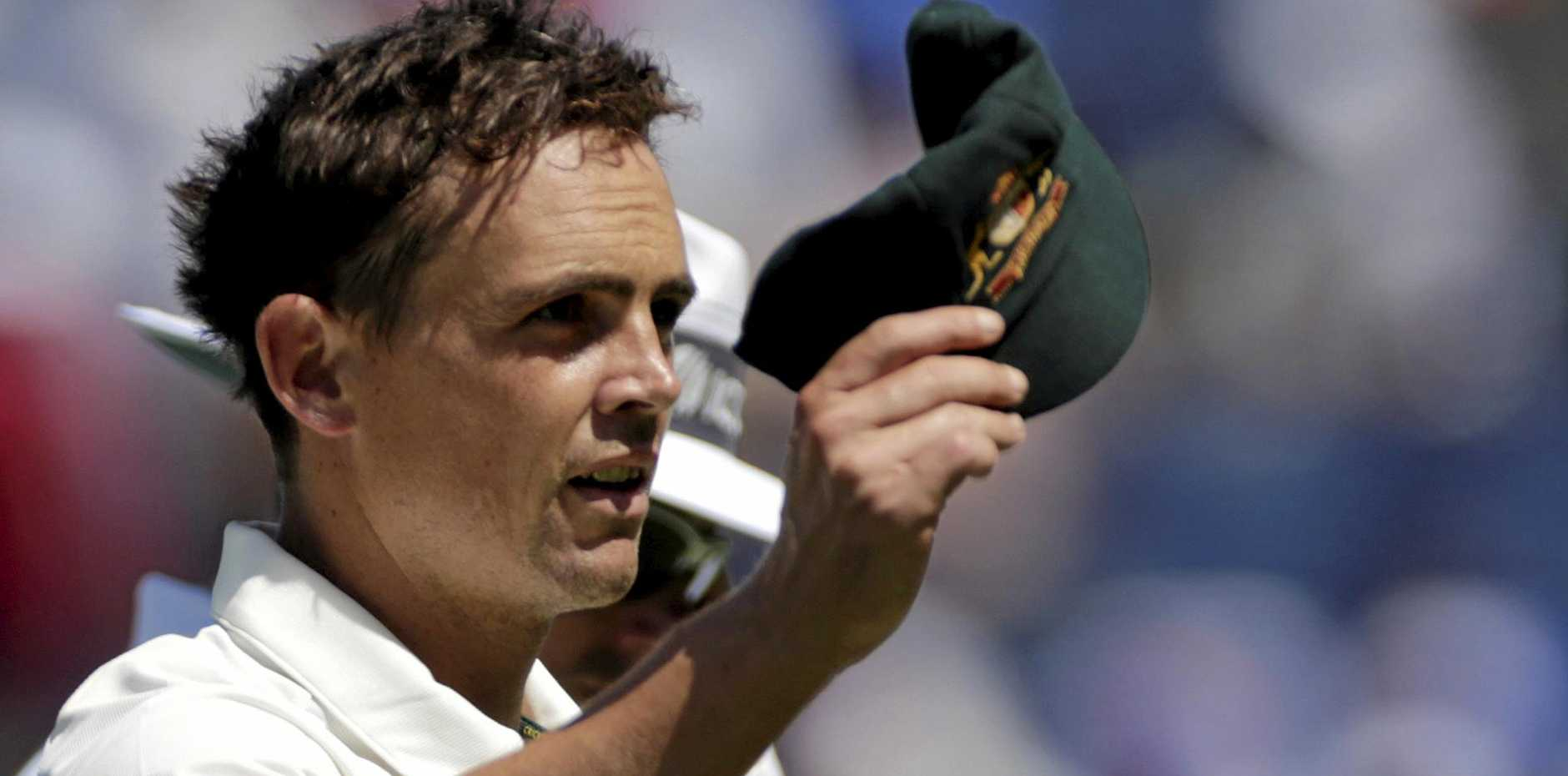 Australia's Steve O'Keefe stunned India with 12 wickets in Pune.