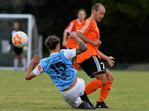 Maroochydore aims for twin titles in local soccer
