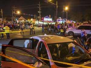 Drunk driver ploughs through parade crowd, injuring 20+