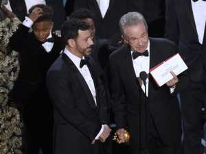 HUGE OSCARS FAIL: Wrong film handed Best Picture award