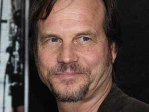 "Bill Paxton at the premiere of ""Captain Phillips""."