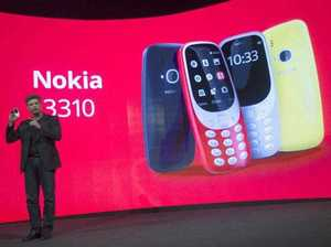 Nokia relaunches iconic, 'indestructable' 3310 phone