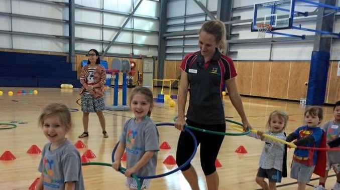 SPORTING FUN: Ready,  Steady, Go Kids is a  multi-sport program offering a range of activities children can learn and enjoy.