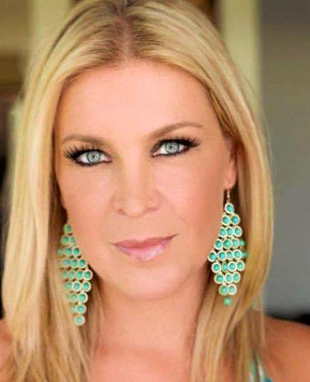 Country music star Gina Jeffreys.