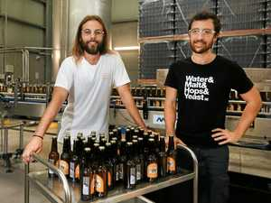 Brewery opens doors to public for good cause