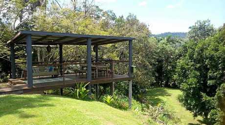 Shambahla Creek Cottage.