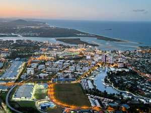 QUESTIONS: Auditors have questioned some financial reporting for the new Maroochydore CBD.